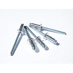 Заклепки 4,0х10 мм, (1000 шт) (алюминиевые) STAYER / 31205-40-10