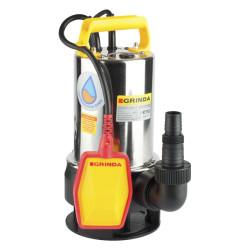 Насос погружной для грязной и чистой воды GRINDA GSPP-165-6 (550 Вт + 165 л/мин + Германия)