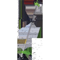 Бензиновый триммер Кратон GGT-900H (1,3 л.с + леска + нож + ремень на оба плеча + хром. двигатель + жесткий вал) / 3 16 02 017