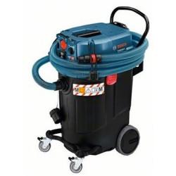 Пылесос Bosch GAS 55 M AFC (1200 Вт + бак 55 л + Разрежение, мБар-254) / 06019C3300