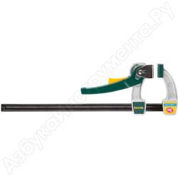 Струбцина быстрозажимная рычажная KRAFTOOL Quick-KRAFT, EXPERT, тип F, 75х200 мм / 32019-75-200