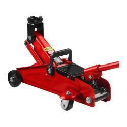 Домкрат гидравлический подкатной STAYER RED-FORCE Professional (2 тонны + высота: от 125 до 320 мм) / 43152-2