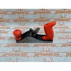 """Рубанок ручной металлический ЗУБР """"Малогабаритный"""", """"Эксперт"""", 30х145 мм, одинарный нож, запасной нож в комплекте / 18501-15"""