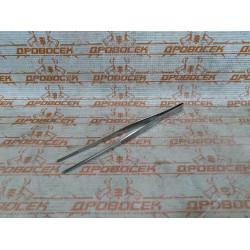 Пинцет ЗУБР прямой, нержавеющая сталь, антимагнитный,180 мм / 22211-1-180