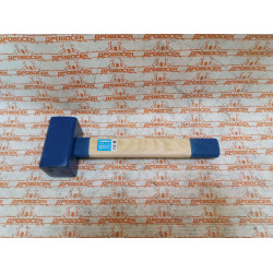 СИБИН 4 кг кувалда с деревянной удлинённой рукояткой / 20133-4