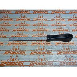 Напильник полукруглый с напылением карбида вольфрама KRAFTOOL, 150 мм / 16082-15