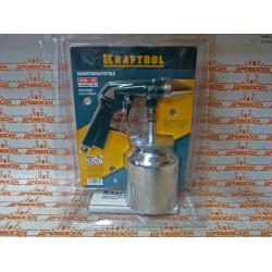 Пескоструйный пистолет с нижним бачком 1000 мл Kraftool EXPERT QUALITAT / 06583 / Сделано в Германии