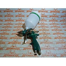 Краскопульт пневматический KRAFTOOL AirKraft, HVLP (Германия) / 06522-1.7