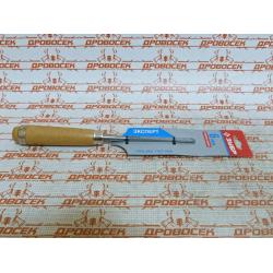 """Стамеска-долото ЗУБР, """"Эксперт"""", Cr-V сталь, 6 мм / 18096-06"""