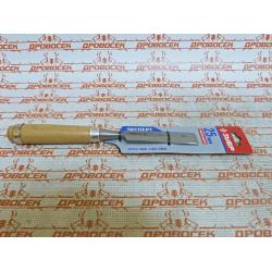 """Стамеска-долото ЗУБР, """"Эксперт"""", Cr-V сталь, 25 мм / 18096-25"""