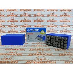 """Клейма ЗУБР буквенные кириллица, """"Эксперт"""", шрифт 8 мм / 21503-08"""
