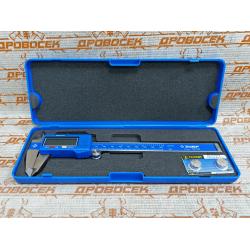 Штангенциркуль цифровой ЗУБР, 150 мм , нерж.сталь, пластиковый бокс, шаг 0,01 мм / 34465-150