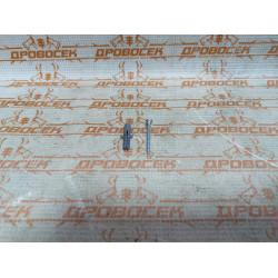 """Дюбель распорный полипропиленовый, тип """"ЕВРО"""", в комплекте с шурупом, 6 х 30 / 3,5 х 40 мм, 15 шт, ЗУБР / 30662-06-30"""