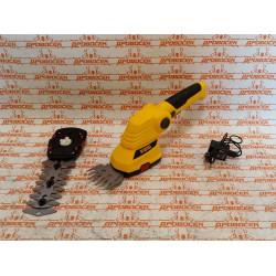 Ножницы-кусторез аккумуляторные Denzel G411 с акк. 3,6В Li-Ion 1,5 Ач / 96817