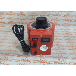 Автотрансформатор ЛАТР SUNTEK RED 2000ВА 0-300 Вольт (8А) / L-2000-red
