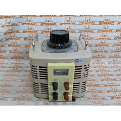 Лабораторный автотрансформатор TDGC2-5В / Rucelf (5000 Вт)