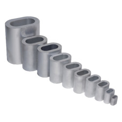 Алюминиевая втулка 3,5 мм DHA / SZ027213