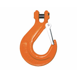 Крюк с вилочным разъемом г/п 1,12 т. (6-Т8 кл) DHA / SZ021310