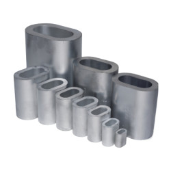 Алюминиевая втулка Magnus-Profi, 6.5 мм / SZ059626