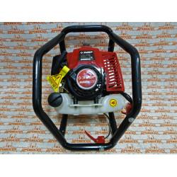 Мотобур (бензобур) ЗУБР, d=60-300 мм, 71 см3, 2 оператора / МБ2-300 (120 Н*м, 5 л.с.)