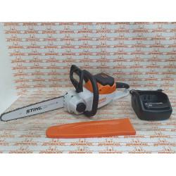 Аккумуляторная электропила STIHL MSA 120 C-BQ (AL 101, AK 20, цепь 71 РМ3, 30 см) / 1254-011-5818