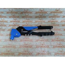 Поворотный заклепочник ЗУБР МАСТЕР-360, усиленный для алюминиевых и стальных заклепок / 31195