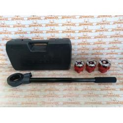 Набор клуппов MIRAX №3 с трещоткой / 28240-H3