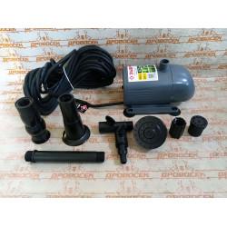 Насос фонтанный для чистой воды, 50 Вт, 33 л/мин, напор 2,5 м / ЗНФЧ-33-2.5
