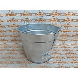 Ведро оцинкованное для непищевых продуктов, 5 л / 39300-05