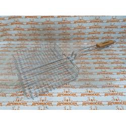 Решетка-гриль объемная GRINDA 255*310 мм / 424711