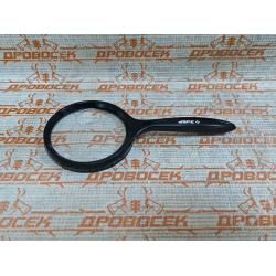 """Лупа ЗУБР для чтения, """"Мастер"""", 3/5-кратное увеличение, линза Ø75 мм / 40540-75"""