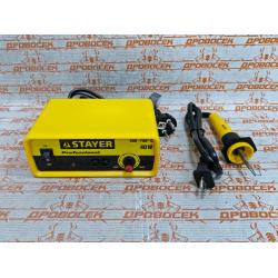 Выжигатель STAYER (2 сменных жала, температурный режим 450-750°С, 40 Вт, Германия) / 45228