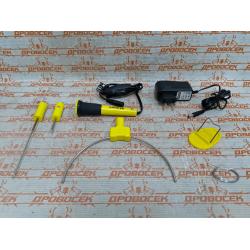 Прибор STAYER MASTER MAXtermo для художественной резки пенопласта, пластика, 3 насадки, 7Вт (Германия) / 45257-H3