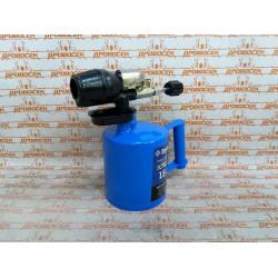 Паяльная лампа с чугунным эжектором (СМ-15 + 1,5 л) / 40650-1.5
