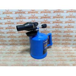 Паяльная лампа ЗУБР с ускоренным нагревом (ВК-20 + 2,0 л) / 40652-2.0