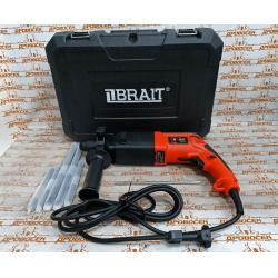 Перфоратор BRAIT BRH24 (850 Вт, 2,6 Дж, 24 мм, 5 насадок, кейс) / 21.01.065.064