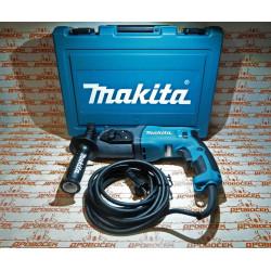 Перфоратор Makita HR2470 (780 Вт , 3 режима, 2,7 дж, кейс, Япония)
