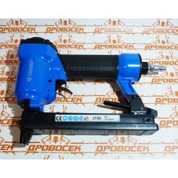 """Пистолет скобозабивной пневматический ЗУБР, """"Профессионал"""", 4.1-7.0 бар, 1/4"""", тип 53F (10-22 мм), тип 140 (10-14 мм) / 3190"""