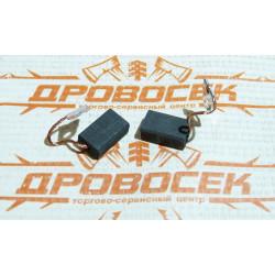Щетка для насоса КАМА-10, УШМ-П125-1400 ЭПСТ (6,3*10*16 мм) (2 шт) / №409