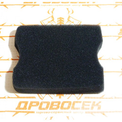 Фильтр воздушный на мотокосу Carver GBC-052 PRO, 043M, 033M, 521002 / 01.011.00216