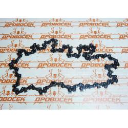 50 зв. цепь PS-9-1,3-50 Rezer (паз 1,3 мм + шаг 3/8) / Stihl MS180