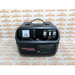 Устройство зарядное ПАРМА-Электрон УЗ-20 (ёмкость зар. аккумуляторов - 200 Ач)