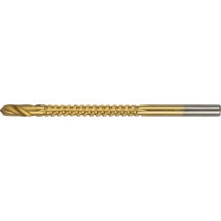 Сверло фрезеровальное по дереву, тонколистному металлу, ЗУБР Мастер 29965-05, d=5х85мм