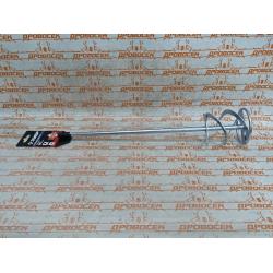 "Насадка-миксер для краски ЗУБР, ""Профессионал"", цинк, SDS-plus, 80х400 мм / 06036-08-40"