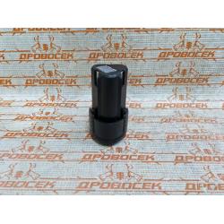 Аккумуляторная батарея ЗУБР АКБ-12 С1 12 В, Li-Ion, 1.3 Ач