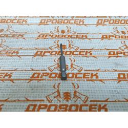 Сверло ЗУБР по кафелю, керамике, стеклу  3мм / 29845-03