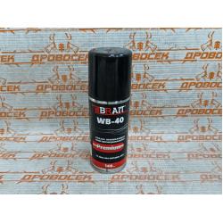 Смазка проникающая многофункциональная BRAIT PREMIUM WB-40, 140мл / 07.02.004.022