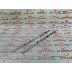 Ножи для рейсмуса РС-305, 307*16.5*1.8 / N000-029-460 (комплект)