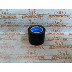 ЗУБР Х-50 Изолента ПВХ, не поддерживает горение, 50мм х 10м (160 мкм), черная / 1237-2