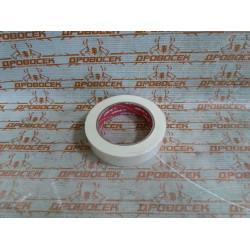 Лента малярная ЗУБР креповая, универсальная, до 80 градусов (ширина 25 мм + длина 50 м) / 12115-25